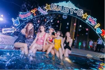 制「燥」一夏,宠粉不停 BABY-G泳池派对开启夏日潮流基因